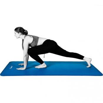 Podložka na jógu MOVIT 190 x 60 x 1,5 cm sv. modrá M02305