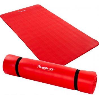 Gymnastická podložka Movit 190 x 100 x 1,5 cm červená M01978