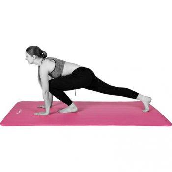 Podložka na jógu MOVIT 190 x 60 x 1,5 cm, růžová M02306