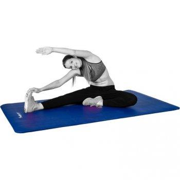 Podložka na cvičení MOVIT 190 x 60 x 1,5 cm královská modrá M09618