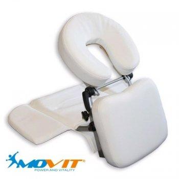 MOVIT - přenosná masážní opěrka hlavy M01392