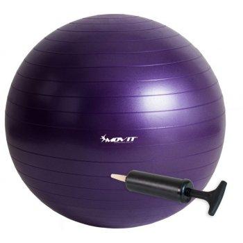 Gymnastický míč MOVIT - fialová - 65cm M06336