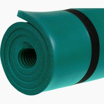 Podložka na jógu MOVIT 190 x 100 x 1,5 cm tm. tyrkysová
