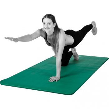 Podložka na cvičení MOVIT 190 x 60 x 1,5 cm - zelená