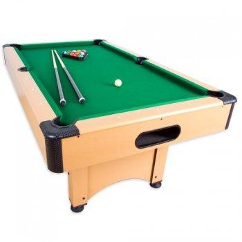 Kulečníkový stůl pool billiard kulečník 5 ft - s vybavením M01416