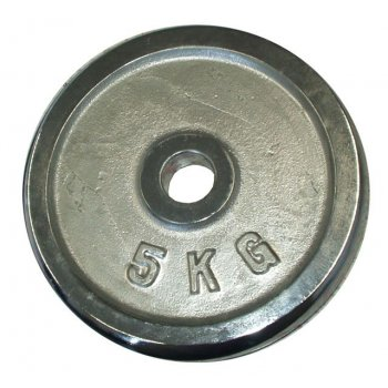 Kotouč chrom 5 kg - 25 mm AC04763