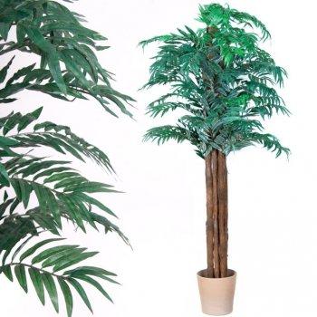 Umělá palma rostlina - palma Areca 180 cm M01465