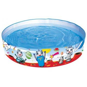 Bazén s pevnou stěnou BESTWAY AC06442