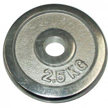 Kotouč chrom 2,5 kg - 25 mm