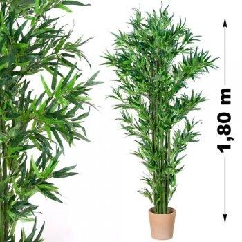 Umělá květina - Bambus 180 cm M01402