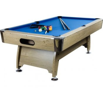 Kulečníkový stůl pool billiard kulečník 8 ft - s vybavením M08673