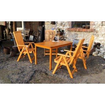 Zahradní stůl HOLIDAY lakovaný FSC R02702