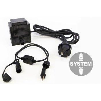 diLED napájecí trafo pro systém LED světelných řetězů D02192