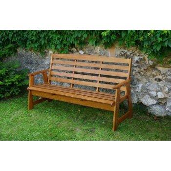 Zahradní lavice RUSTIKA R30159