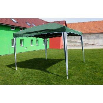 Zahradní stan F002-PL zelený 3x3m nůžkový