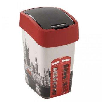 FLIPBIN odpadkový koš 25l - LONDÝN CURVER R31368