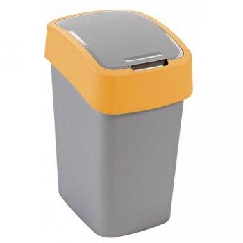 Odpadkový koš FLIPBIN 25l - žlutý CURVER R31354