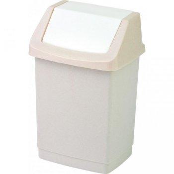 Koš odpadkový CLICK 50l - savanna CURVER R31419