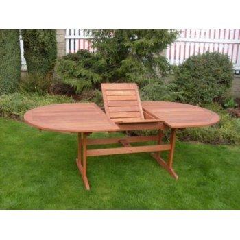 Zahradní rozkládací stůl EDINBURG FSC R02775
