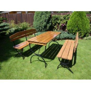 Zahradní dřevěný set souprava BRAVO FSC