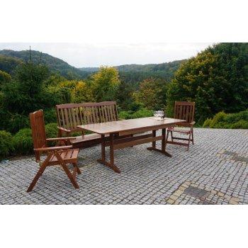 Zahradní dřevěná lavice ANETA R30156