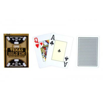Poker karty Copag Gold Black