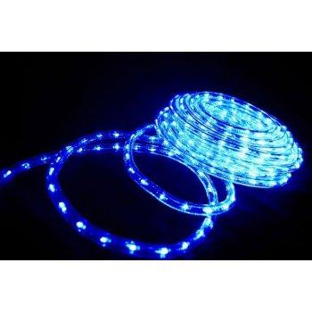 LED světelný kabel 20 m - modrá, 480 diod D00553