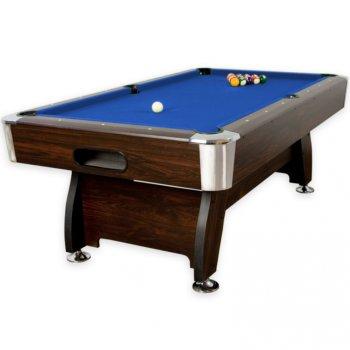 Kulečníkový stůl pool billiard kulečník 8 ft - s vybavením M01385