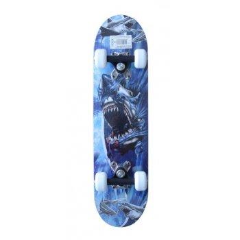 Skateboard dětský s Alu podvozkem AC05721