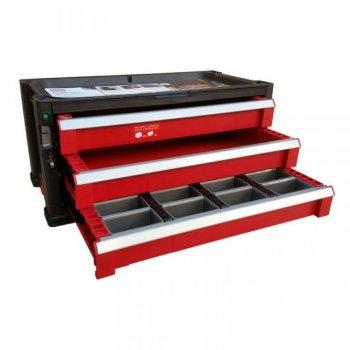 Úložný box na nářadí KETER - 3 zásuvky CURVER R32477