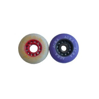 Náhradní kolečka k bruslím 68 x 24 mm