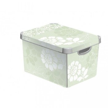 Úložný box DECO - L - ROMANCE CURVER R33023
