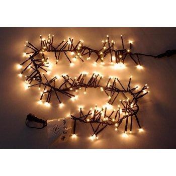 diLED světelný řetěz - 180 LED teple bílá D02184
