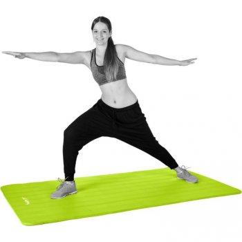 Gymnastická podložka MOVIT 190 x 60 x 1,5 cm sv. zelená M32912