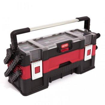 Kufřík na nářadí KETER TRIO - 3-dílný CURVER R32481