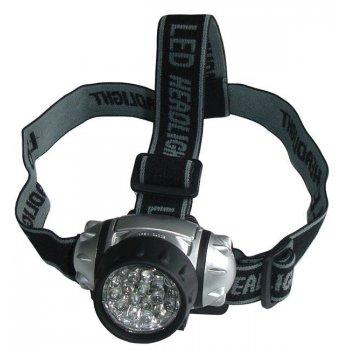 Čelová svítilna - čelovka 21 LED AC04597