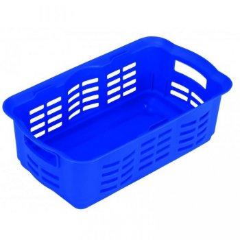košík na drobné předměty - S - modrý CURVER R32253