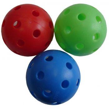 Florbalový míček necertifikovaný barevný