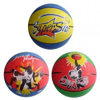 Basketbalový míč s potiskem vel. 5 AC04378