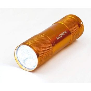 9 LED svítilna S01671