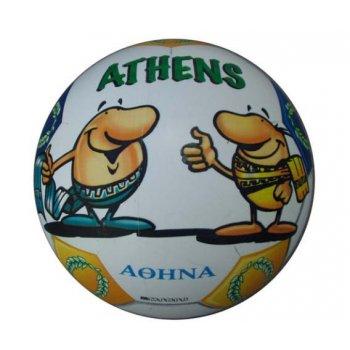 Athens potištěný míč