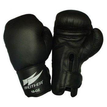 Boxerské kožené rukavice vel. XL - 14 oz.