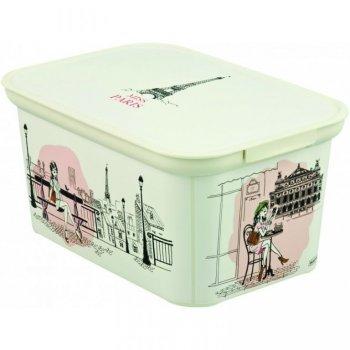 Úložný box - S - Miss PARIS CURVER R33015