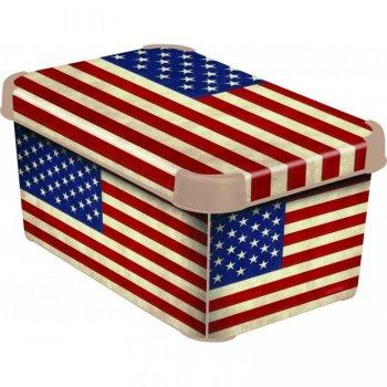 Úložný box - S - USA CURVER