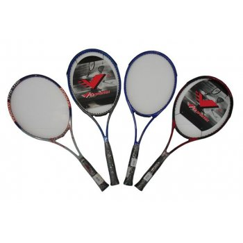 Pálka (raketa) tenisová 100% grafitová AC30047
