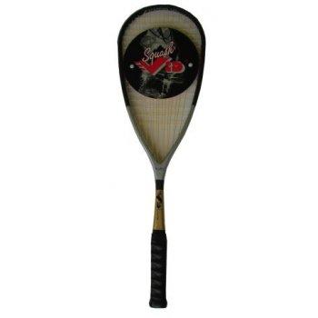Squashová rakter VIS Titanová AC04996