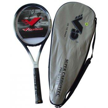 Pálka (raketa) tenisová VIS Carbontech AC04991