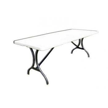 Zahradní skládací stůl, 183 cm D01169