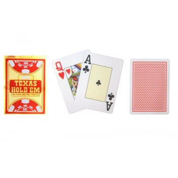 Poker karty Copag Gold Red