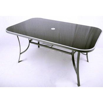 Zahradní stůl Garth 150 x 89 x 72 cm